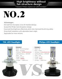 Led Head Light Bulbs by Philips 80w 8000lm 9006 Hb4 Plug Led Headlight Kit Low Beam Bulbs