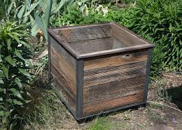 large square wooden planters large square wooden planter boxes