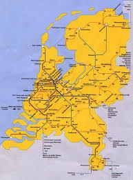 netherlands metro map pdf rail maps