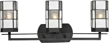 Black Bathroom Vanity Light Black Bathroom Light Fixtures Svardbrogard With Regard To