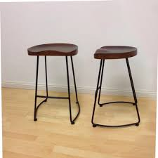 stainless steel bar stools with backs stainless steel bar stools with brown untreated wooden seat for