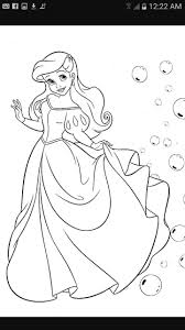 ariel and eric coloring pages interesting ariel printable