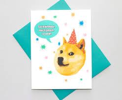 funny meme birthday card u2014 david dror