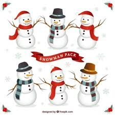 winter snowman vectors photos psd files free download