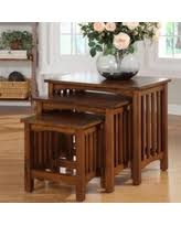 Mission Style Dining Room Tables - mission style dining room sets sales u0026 specials