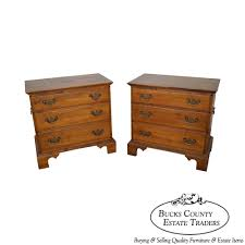 bedroom nightstand girls night table small cherry wood