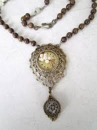 vintage necklace pendant images 198 best repurposed jewelry images jewelry ideas jpg
