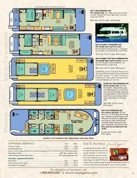 Houseboat Floor Plans by Houseboat Rates By Voyagaire Houseboats