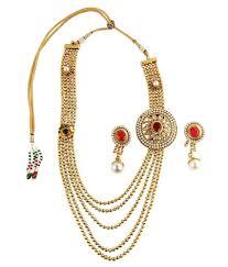 Buy Designer Gold Plated Golden Ratnaraj Jewellery Modern U0026 Fancy Style Designer Gold Plated With