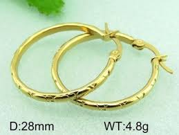 types of earrings for women 28mm all types of earrings arabic gold earring designs women