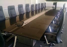 Granite Conference Table Contemporary Arnold Contract