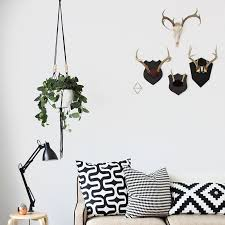 Hanging Planters Indoor by Scandi Chic Indoor Hanging Planters Indoor Hanging Planters