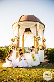 wedding arches okc outdoor wedding at gaillardia country club in oklahoma city ok