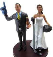 hockey cake toppers hockey wedding cake toppers custom and personalized