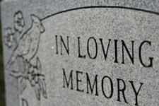 headstone engraving funeral costs engraved headstone