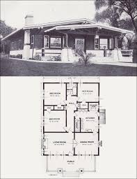 asian style house plans asian influence bungalow the orient 1923 standard homes company