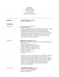 Hotel Housekeeping Resume Sample by Hospital Housekeeper Cover Letter