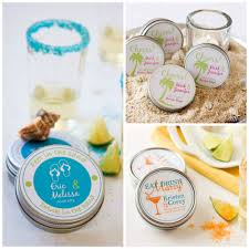 wedding favors personalized personalized margarita salt favors unique wedding favor dell