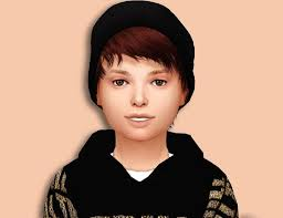 sims 4 custom content hair 27 best ts4 hair kids cm images on pinterest children kids