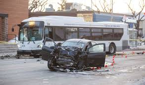 car involved in crash with bus was stolen police say winnipeg