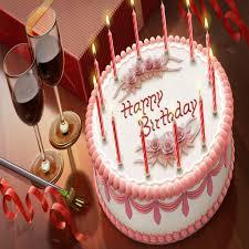 inspirational free happy birthday text message happy birthday cake