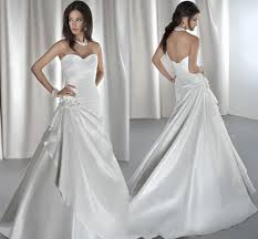 2015 chapel train with lace up wedding dresses formal ball dress