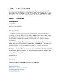 cover letter samples free templates best 10 sample resume cover
