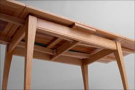 Woodworking Plans For Small Tables by Draw Leaf Tables Dutch Pull Outs Too U2013 More About How They Work