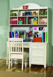 Childrens Desks With Hutch Computer Desk Hutch W 2 Baskets Efurniture Mart Home With