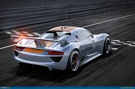 Porsche 918 Liquid Metal - ausmotive com detroit 2011 porsche 918 rsr