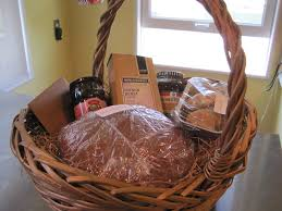 anniversary gift basket my year without spending thanks for your anniversary gift ideas