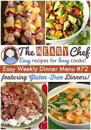 Free Dinner Ideas Best 25 Weekly Dinner Menu Ideas On Pinterest Fitness Meal