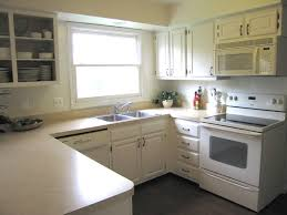 kitchen small u shaped kitchen floor plans faux brick tile