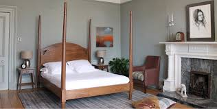 contemporary four poster beds four poster bed western
