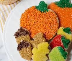 Halloween Pumpkin Sugar Cookies - halloween tricks u0026 treats archives go bold with butter
