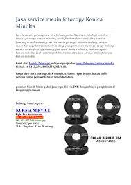 Toner Mesin Fotocopy Minolta jasa service mesin fotocopy konica minolta 1 638 jpg cb 1421235501