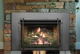 Contemporary Gas Fireplace Insert by Modern Gas Fire Place Inserts Hansen Wholesale