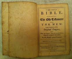 an unapologetic ode to the king james bible the presbytery inn