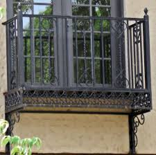 Wrought Iron Balconies Mexican Scroll Iron Balcony From Www