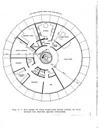 round house floor plans type of construction materials mechanical systems and other