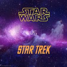 star wars vs star trek instagram post template postermywall