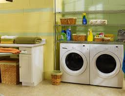 Laundry Room Decorations by The Yellow Laundry Room Ideas U2014 Home Design And Decor