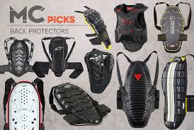 motorcycle apparel best new motorcycle back protectors motorcyclist