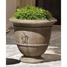 round planters round flower pots u0026 round boxes