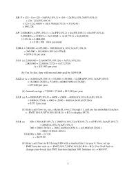 Resume Education Section Example by Engineering Economy 7th Edition Solution Manual Blank Tarquin