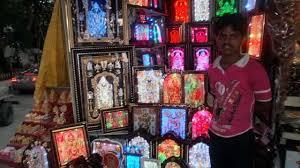 lord venkateswara photo frames with lights and music tirupati balaji sri venketeshwara temple ghumakkar inspiring