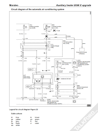 electrical diagram neeed electrical mk3 mondeo talkford com