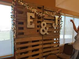 wedding backdrop letters our beautiful rustic wedding backdrop happy how it turned