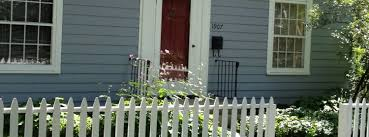1907 greenlawn the blue house with the red door u0026 white picket