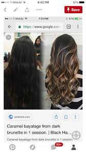 brunette easy hairstyles pin by angela on hair colors pinterest hair coloring hair make